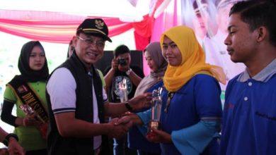 Photo of Ajeng Estu Trisnawatie Raih Bupati Award 2017 Kategori Pengembangan Batik Tulis Ngawi