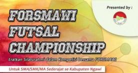 Forsmawi Futsal Championship 2018