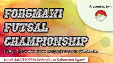 Photo of Forsmawi Futsal Championship 2018