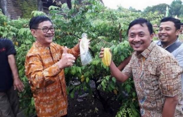 DPD RI Kagum Melihat Penggunaan Dana Desa di Desa Dempel