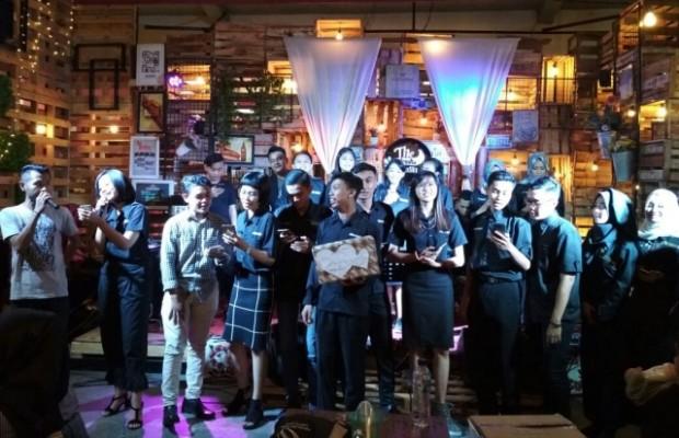 Dimas Diajeng Ngawi Gelar Mini Konser Amal Peduli Bencana Pacitan