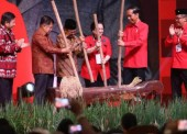 Perwakilan DPC PDIP Ngawi Hadiri Rakornas Tiga Pilar di BSD Tangerang