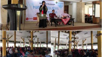 Photo of Antusiasme Para Muda Ngawi Ikuti Seminar dan Talkshow Muda Berkarya Bermakna
