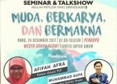 Seminar dan Talkshow Akulah Pemuda yang Dirindukan 2