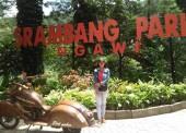 Sambut Srambang Park dengan Selalu Menjaganya
