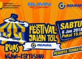 Perayaan Festival Jalan Tol Jasa Marga 2018 Ruas Ngawi-Kertosono