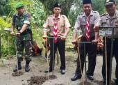 Pemerintah Kecamatan Turut Mendukung Gerakan Sejuta Biopori di Wilayah Kwartir Ranting Gerih