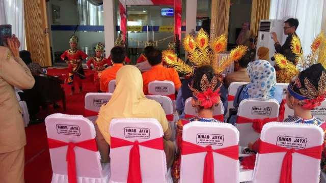 Grand Opening Kantor Cabang Pembantu Bank Tabungan Negara Ngawi, Selasa (08/01). Foto-Istimewa
