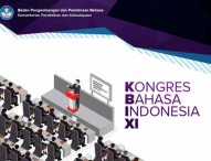 Kongres Bahasa Indonesia XI 2018