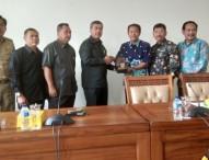 Ketua DPRD Ngawi Didampingi Para Wakilnya Berkunjung ke DPRD Ogan Hilir