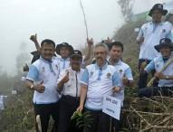 BPDHL dan Warga Tanam 54 Ribu Pohon untuk Menjaga Ekosistem Jamus
