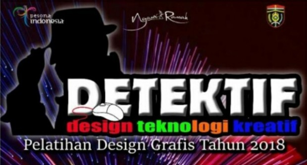 GRATIS Pelatihan Detektif – Desain Teknologi Kreatif