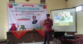 Belajar Parenting Bersama Wakil Ketua DPRD Ngawi