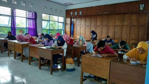 Hasil Try Out SBMPTN Forsmawi Education Fair 2018
