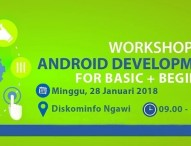 Workshop Membuat Aplikasi Android (Beginner) – MeetUp 3