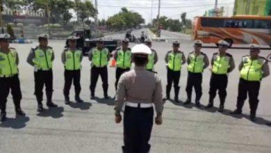 Photo of Yel Semangat Pagi Polres Ngawi – Polisi Ramah Bersemangat