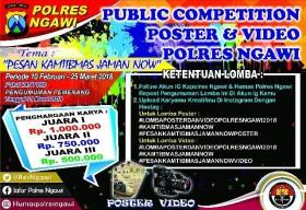 Lomba-Poster-dan-Video-Polres-Ngawi-2018