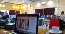 Peserta Pelatihan Diberikan Materi CreativePreneur di Hari Ketiga