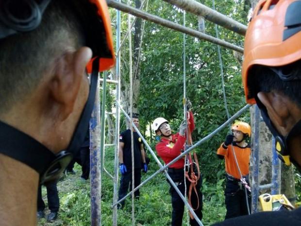 Ratusan Peserta Ikuti Diklat SAR MTA di Waduk Pondok