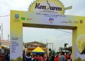 Durian Ngawi yang Terkenal Manis Dipromosikan di Kenduren Surabaya