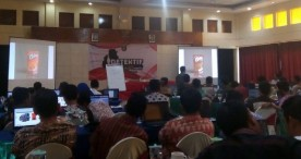 Peserta Pelatihan Diajak Fokus Membuat Desain Kemasan Produk Ngawi