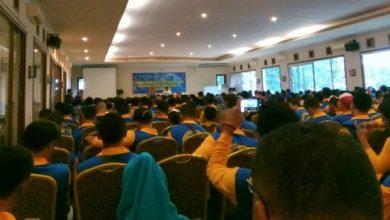 Photo of Peserta Jambore Netizen Polda Jatim Antusias Mendengarkan Materi dari Pakar Media