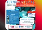 Teknomentor #1 Berkarya Tanpa Batas dengan Teknologi Digital
