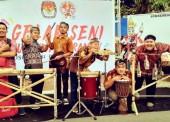 Grup Musik Al Barokah Ngawi Berkarya Seni dengan Alat Sederhana dan Seadanya