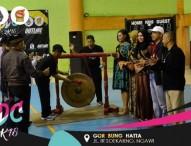 Gong Menggema di GOR Bung Hatta Ngawi Pertanda FBDC 2018 Dimulai