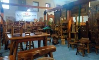 Lima Pelaku Usaha Furniture Ngawi Turut Berpartisipasi dalam Jiffina 2018