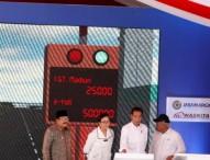 Tol Ngawi-Wilangan Telah Diresmikan Presiden Joko Widodo