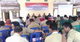 DPMD Ngawi Sosialisasikan Perbup Pengelolaan Keuangan Desa