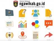 Situs Resmi Kabupaten Ngawi Tampil Lebih Segar