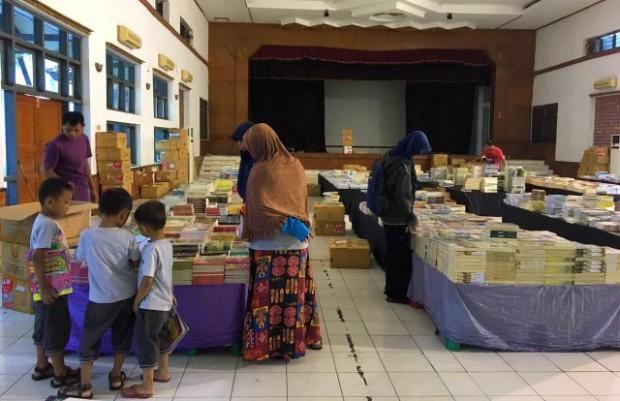 Bazar Buku Murah Ngawi 2018
