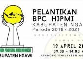 Rangkaian Agenda Lengkap Pelantikan Badan Pengurus Cabang HIPMI Ngawi