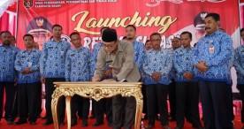 Sistem E-Retribusi Pasar Kabupaten Ngawi Diluncurkan dengan Nama NAKULA