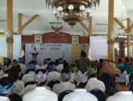 Lima Modal Bisnis Disampaikan Bupati dalam Pelantikan Pengurus HIPMI Ngawi