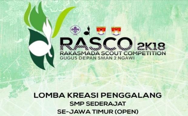 Rakasmada Scout Competition Tingkat Penggalang se-Jawa Timur