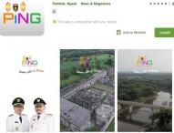 Mengenal PING, Aplikasi Android Portal Informasi Ngawi