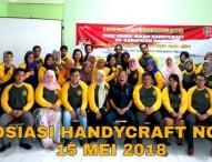 Assosiasi Handycraft Ngawi Resmi Terbentuk