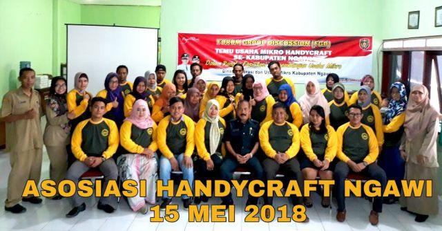 Dokumentasi Dinas Koperasi dan Usaha Mikro Kabupaten Ngawi.