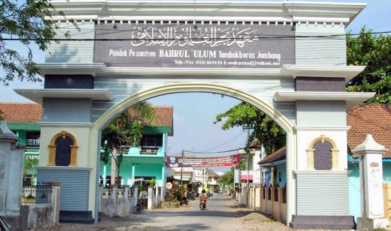Ponpes Bahrul Ulum Tambakberas, Jombang. Foto-Istimewa