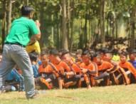 Keseruan Outbound SMP Mulia Ngawi di Taman Candi yang Menambah Semangat dan Kreativitas