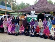 Koin NU Raksasa Mampir di Kabupaten Ngawi
