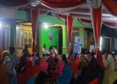 Ony Anwar Safari Ramadhan Bersama KampoengBerbagi di Desa Mangunharjo