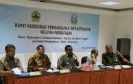 Inilah Kesepakatan Blora-Bojonegoro-Ngawi dalam Rakor Pembangunan Infrastruktur Wilayah Perbatasan