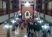 Ceramah Ramadhan Bupati Ngawi di Masjid Agung Baiturrohman