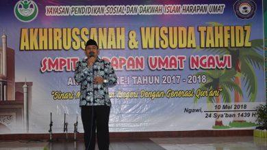 Photo of Wakil Bupati Ngawi Sebut SMPIT Harum Ngawi Adalah Paket Komplit