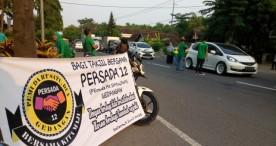 PERSADA12 Ngawi Berbagi 1.250 Takjil Di Kecamatan Padas