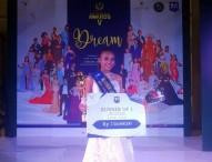 Bela Eka Menjadi Runner Up 1 dalam Ajang Jogja Model Hunt #2 2018